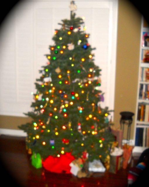 oldchristmastree