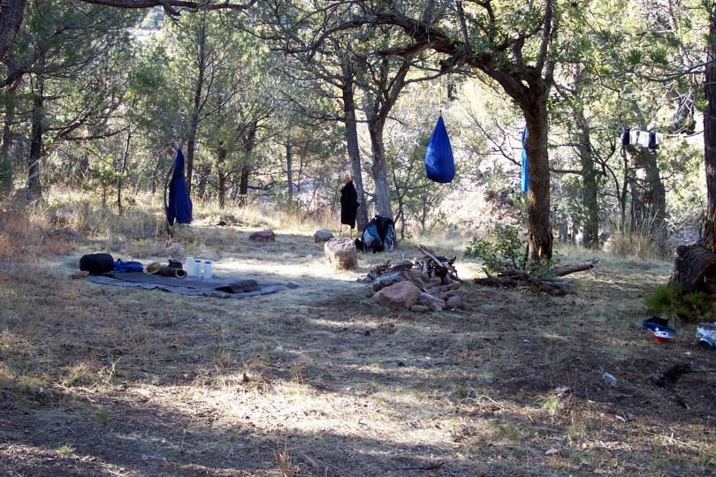 Santa Rita clothesline